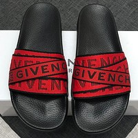 Givenchy Women Men Fashion Casual  Slipper Shoes