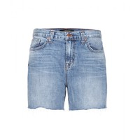 j brand - 1075 oversized denim shorts