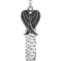 Fallen Angel Belly Button Ring
