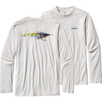 Patagonia Graphic Technical Fish Tee - Long Sleeve - Men's