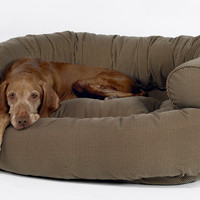Sofa Dog Bed-Beige Colors