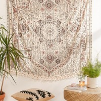 Ingrid Textured Tapestry | Urban Outfitters