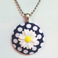 The Daisy Mae Necklace from Kute As a Button Shop