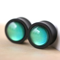 Handmade Gifts | Independent Design | Vintage Goods Absinthe Ear Plugs