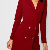 Blazer Dress | Boohoo