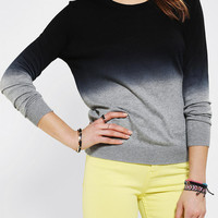 Urban Outfitters - Sparkle & Fade Dip-Dye Pullover Sweater