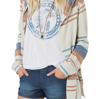 O'Neill Leighton Hooded Cardigan at PacSun.com