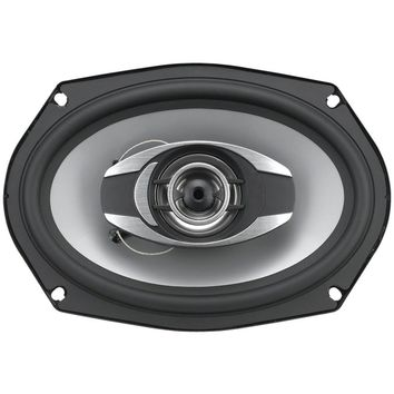 "Soundstorm Gs Series 6"" X 9"" Speakers (2 Way; 350 Watts)"