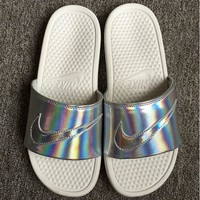 Nike Simple The Bright Slide Sandals-1