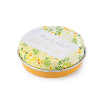 Hand in Hand Shea Butter Lip Balm Wildflower & Fern - Default