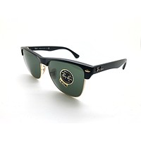 NEW AUTHENTIC RAY-BAN UNISEX CLUB MASTER SUNGLASSES RB4175-877 3N