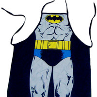 Batman Print Cooking Apron