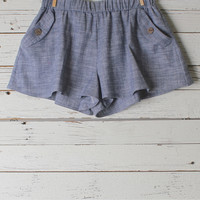 Clementina Relaxed Shorts