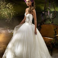 Bridal Gowns, Wedding Dresses by Lazaro -  Most Popular Styles  - JLM Couture