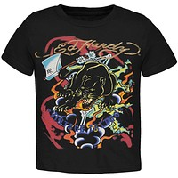 Ed Hardy - Panther Vintage Tattoo Juvy T-Shirt