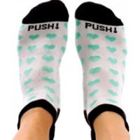 Push! Labor Socks {Mint Green}