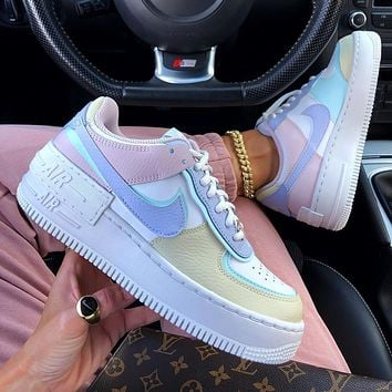Nike Air Force 1 Air force one board shoe