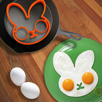 Bunnyside Up Egg Mold