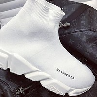 Balenciaga Speed Woman Men Fashion Sneakers Running Shoes
