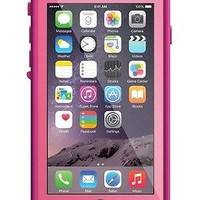 Lifeproof Waterproof Fre Case For Apple iPhone 6 4.7 Pink