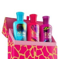 Bath & Body Work Signature Collection Tropical Lotion Gift Box
