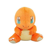 "Pokemon Charmander 4.5"" Plush Doll"