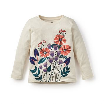 Tea Collection Patagonian Spring Graphic Tee