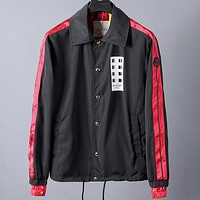 Boys & Men Moncler Casual Edgy Cardigan Jacket Coat