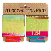 Natural Life Set Of 2 Cozy - Friends