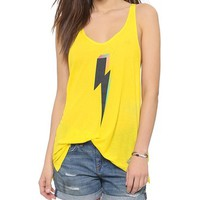 Wildfox Bolt Shark Tank Top