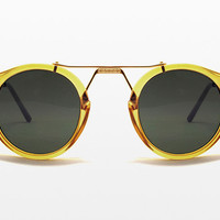 PR-52 Sunglasses in Yellow by Spitfire
