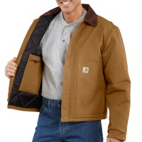 Men's Duck Traditional Jacket/Arctic-Quilt Lined
