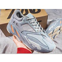 ADIDAS YEEZY 700 Tide brand retro men and women old shoes sneakers 5#