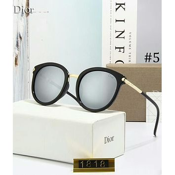 DIOR 2018 new high-definition fashion polarized sunglasses F-A-SDYJ #5
