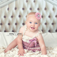 Baby Headband, Baby Headbands, Pink Baby Headband, Headbands, Baby Girl Headbands, Newborn Headband, HairBow, Baby Bow, Hair Accessories