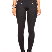 Sailor High Waist Skinnys | High Waist Pants at Pinkice.com