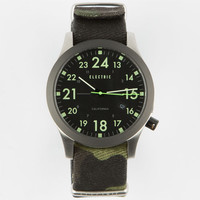 Electric Fw01 Nato Watch Black Combo One Size For Men 25623714901