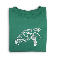 Sea Turtle Short Sleeve Tee