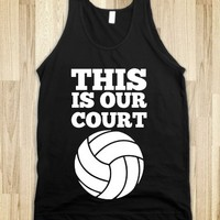 This Is Our Court (Volleyball)