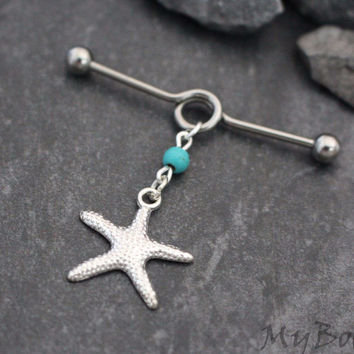 Starfish Industrial Barbell