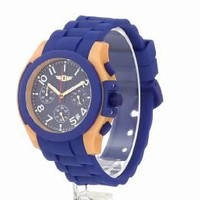 I by Invicta Men's 43949-008 Chronograph Blue Dial Watch
