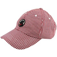Frat Hat in Red Gingham by Southern Proper