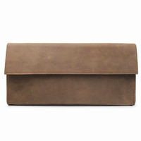Personalized Clutch With Magnet Clousure, Evening Clutch, Elegant Women Purse, Monogrammed Leather Wallet, Leather Phone Case, 540