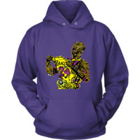 "Kobe Bryant ""I Love This Game"" Hoodie"