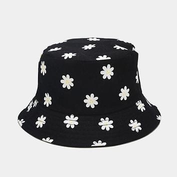Daisy Bucket Hat