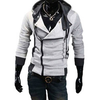 The Assassin Hoodie Ash