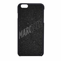 Marc Marquez On The Road Line iPhone 6 Case