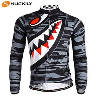 NUCKILY Summer Breathable Mountain Bike Bicycle Running Sport Coupa Ciclismo MTB Road Riding Racing Cycling Jacket For Men
