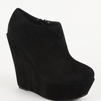 Black wedges at PacSun.com