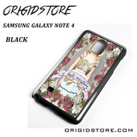 Marina And The Diamonds I Hate Everything For Samsung Galaxy Note 4 Case YG
